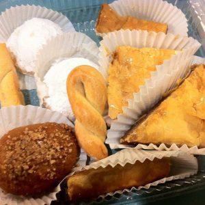 Greek Pastry Sampler (feeds 3-4)