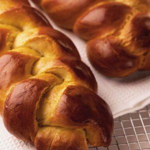 Tsoureki Sweet Bread